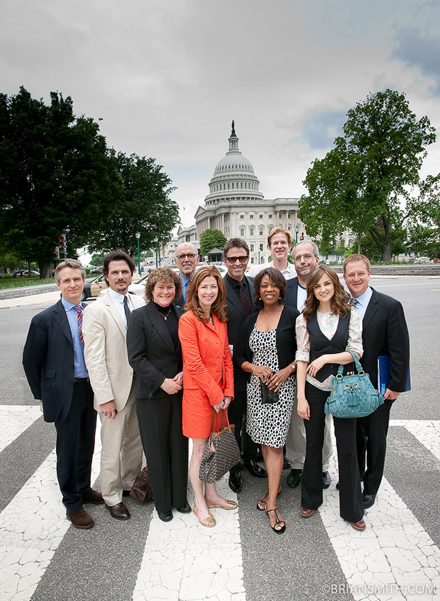 The Creative Coalition on Capitol Hill