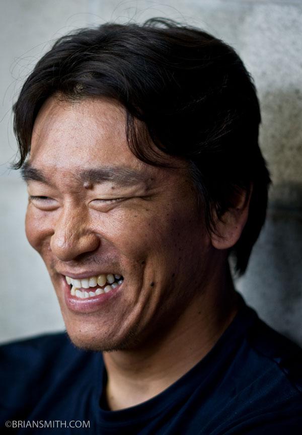 Hideki Matsui of the New York Yankees