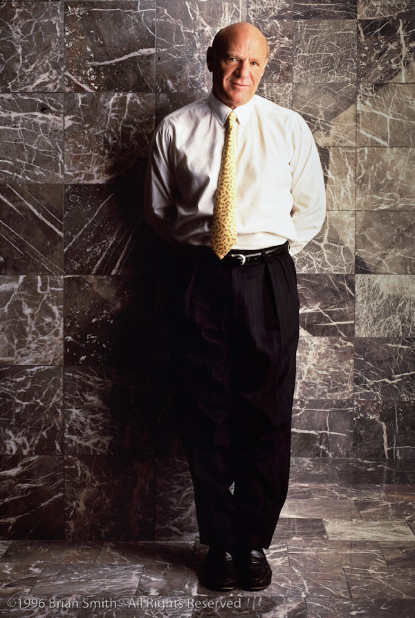 corporate photographers executive portrait photography of barry diller