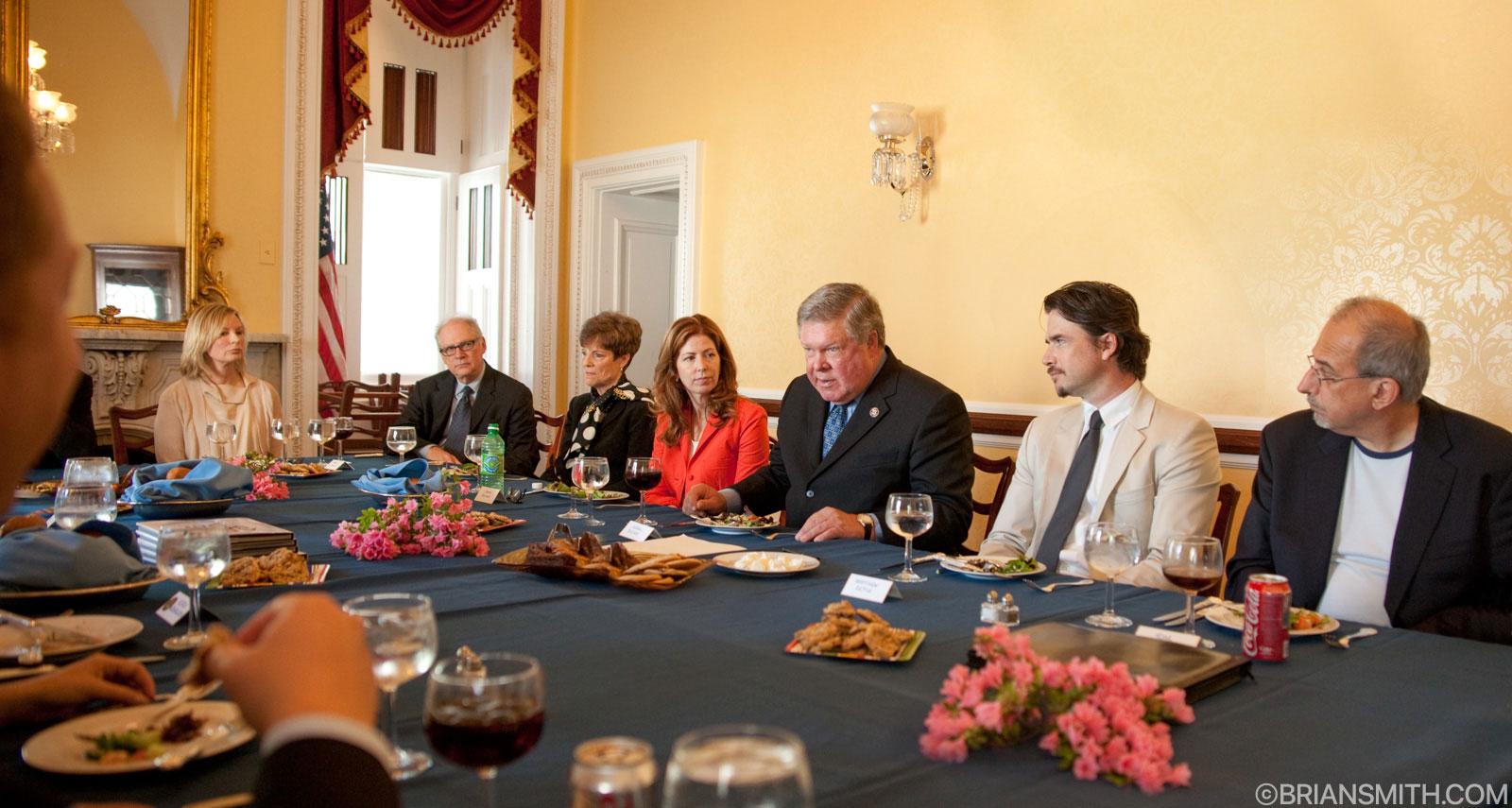 The Creative Coalition Luncheon on Capitol Hill, Washington, D.C