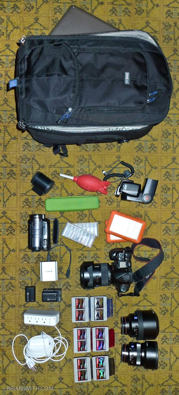 Nepal Camera Bag