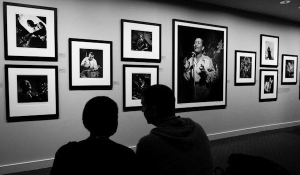 "Herman Leonard ""Jazz at Lincoln Center"""