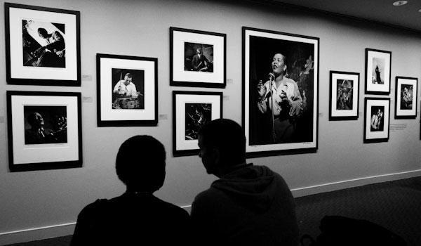 "Herman Leonard ""Jazz at Lincoln Center"""