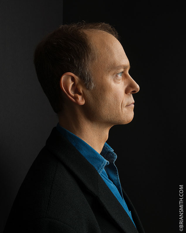 David Hyde Pierce celebrity portrait