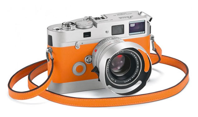 Leica camera Hermes edition