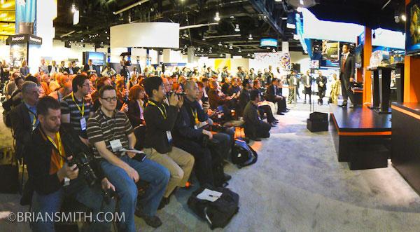 Sony at PMA 2010