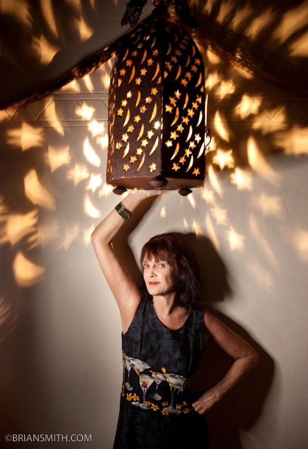 portrait photography of Linda Troeller