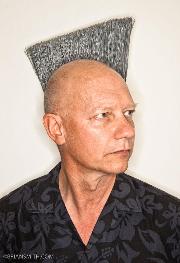 portrait photography of Lothar Troeller