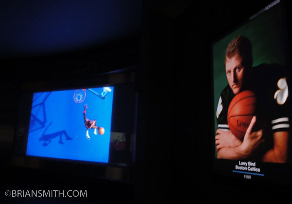 sports photography multi-media show at Annenberg Space for Photography