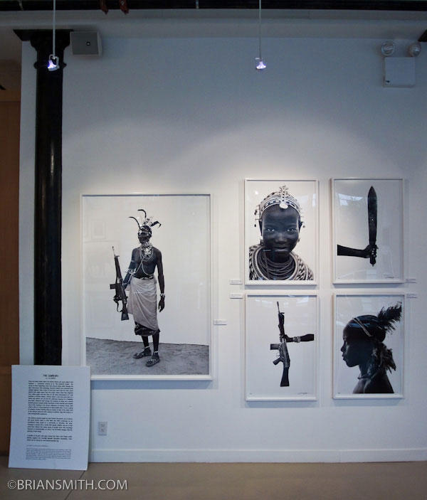 black and white portrait photography exhibits