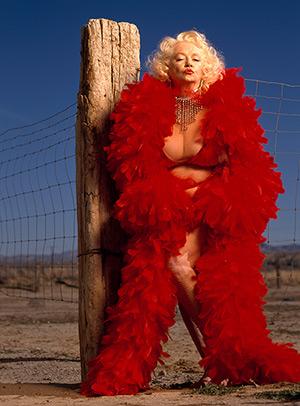 Burlesque Legend Dixie Evans