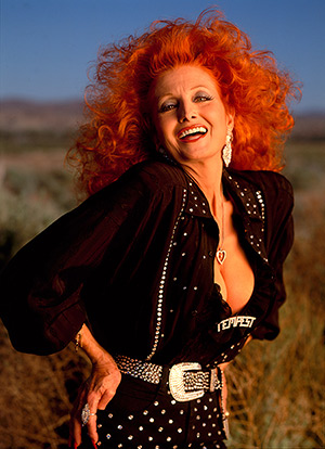 Burlesque Legend Tempest Storm