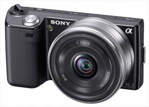 Sony NEX -5 camera