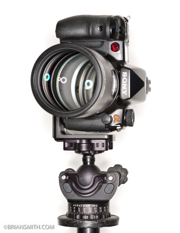 studio photograhy gear acratech ballhead