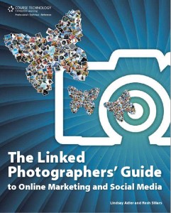 Linkedin Guide to social media for photogrphers