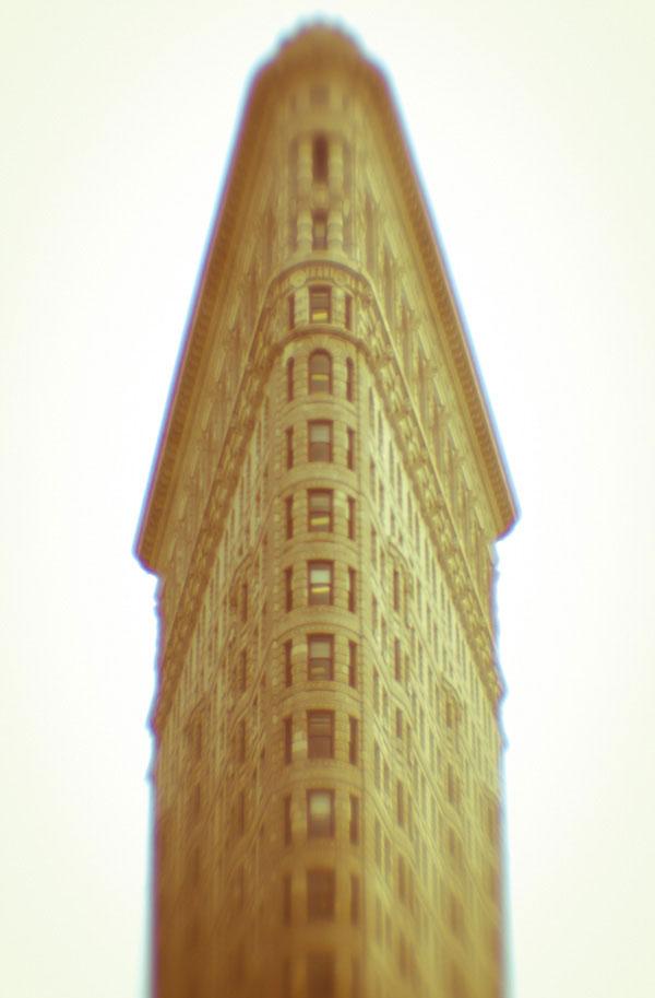 Sony Nex-5 Lensbaby in NYC