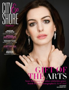 City & Shore magazine cover featuring Art & Soul