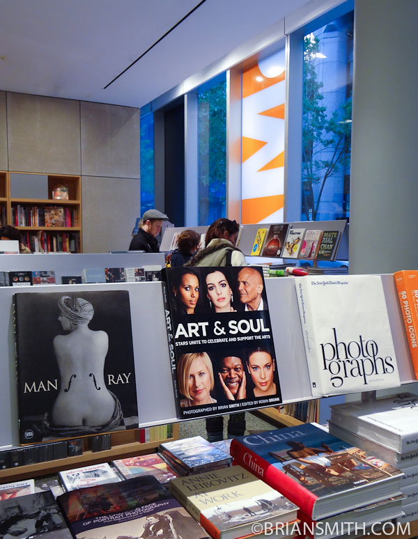 Museum of Modern Art MoMA Art & Soul photo books