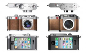 iPhone Leica concept camera