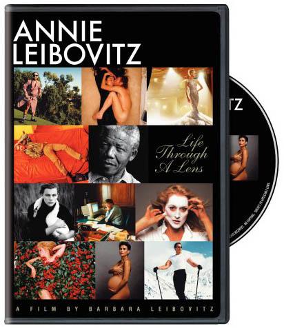 Annie Leibovitz Life Through a Lens portrait photography documentary