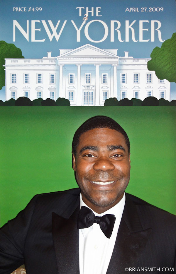 celebrity portrait photography of Tracy Morgan