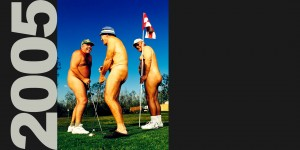 Nudist Golf photographer for Sports Illustrated