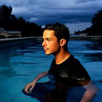 Portrait of singer Grammy-winning singer Alejandro Sanz in Miami Beach