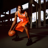 Darius Rice photographed for ESPN the Magazine