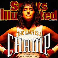Kristie Martin cover of Sports Illustrated