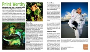 Moab Paper Advertorial for Brian Smith