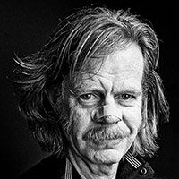 William H. Macy photographed for the Be-A-Star campaign