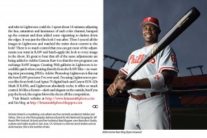 Brian Smith profiled in After/Capture magazine