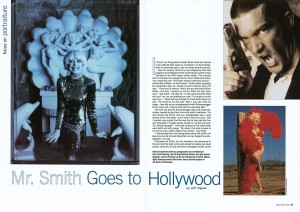 Brian Smith profiled in Photo Disrtict News portraiture issue