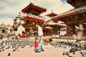 Temple Kathmandu, Nepal
