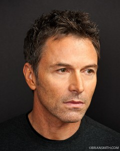 Actor Tim Daly photographed by Brian Smith