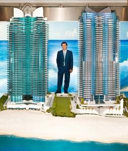 Corporate photography of Edgardo Defortuna, president of Fortune International Realty