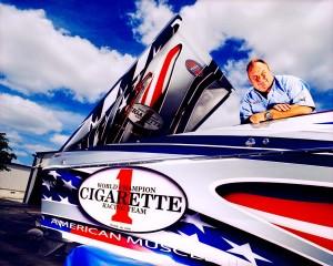 Cigarette Boat portrait