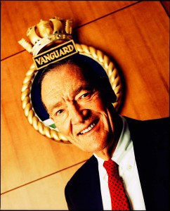 Executive Portrait of John Bogle