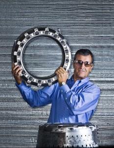 Executive portrait of Louis Surrette, President of TurboCombustor Technologies Inc.