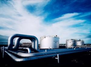 Corporate photography of Venezuela Oil Refineries