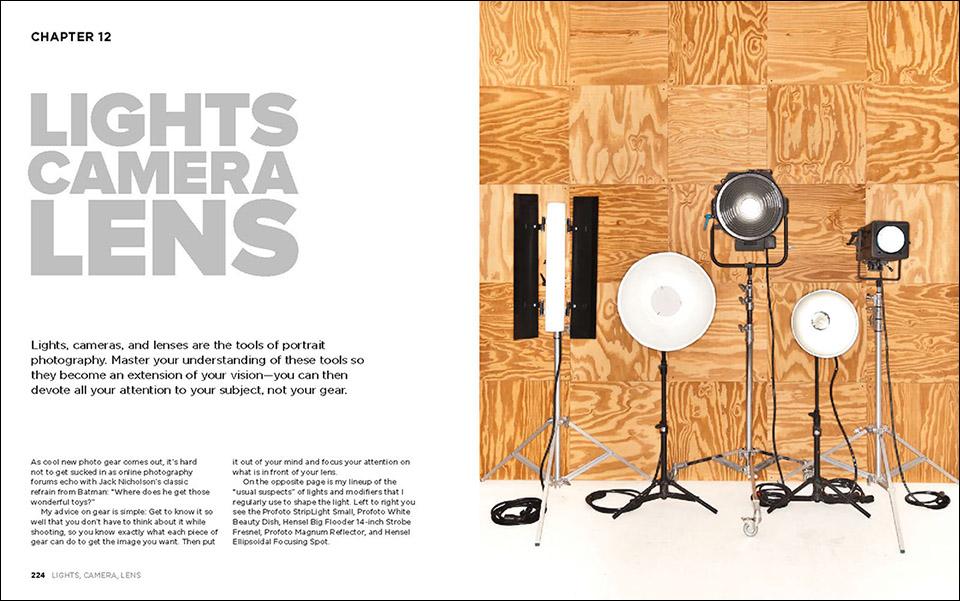 Lights, Camera, Lens