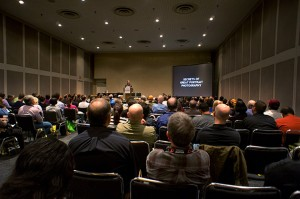 Brian Smith speaks on 'Secrets of Great Portrait Photography' at PhotoPlus Expo 2010