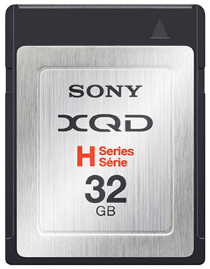 Sony XQD S Memory Card