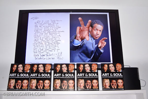 ART & SOUL: Book Launch Sony Store New York