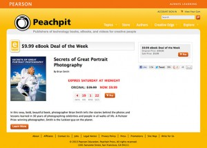 Secrets of Great Portrait Photography eBook Deal