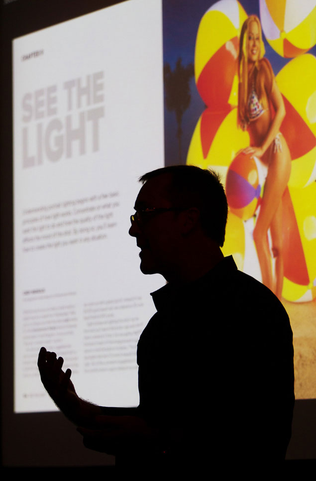 Brian Smith Portrait Lighting Workshop