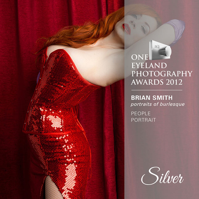 Brian Smith wins One Eyeland Portrait Photography Award