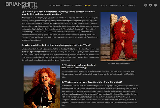 Brian Smith Pictures Interviews