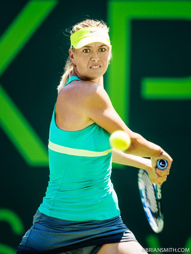 Maria Sharapova at Sony Open Tennis