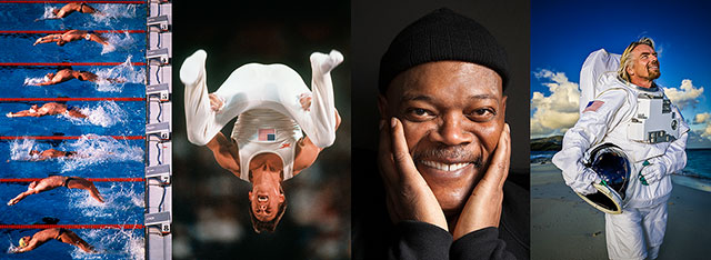 olympic sports photography to portrait photography